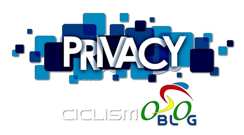 Ciclismo Blog Privacy-768x274