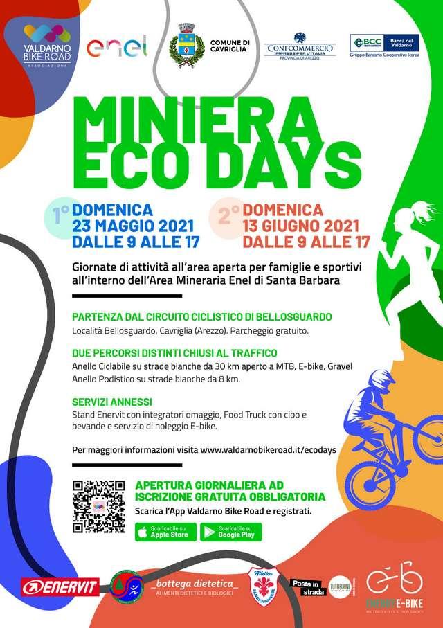 MINIERA ECO-DAYS: IN PROGRAMMA I PRIMI DUE EVENTI « Ciclismoblog.it